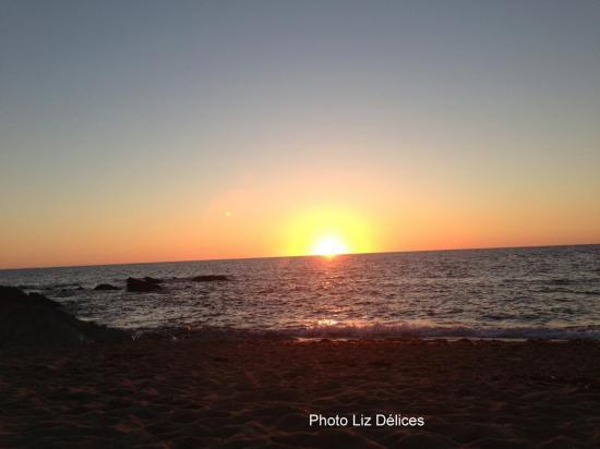 Guethary Guethawaï Sunset