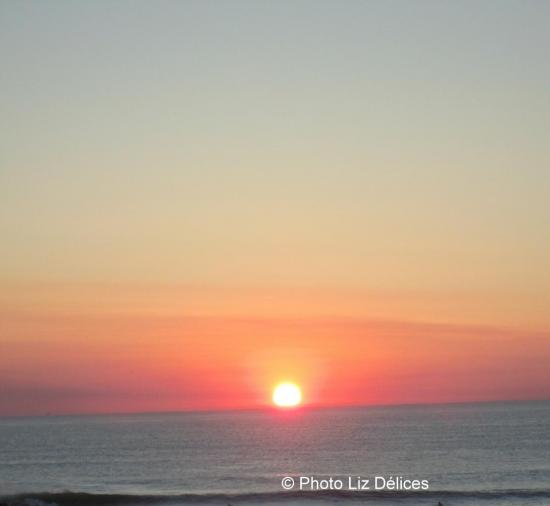 Les sables d'Or Beach Anglet