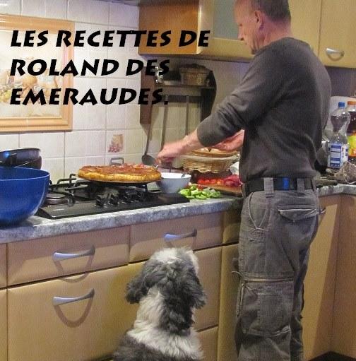 Les Recettes de Roland des Emeraudes